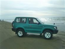 初ドライブ  千里浜
