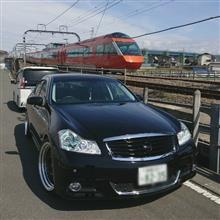 クルマと小田急線🚗x🚃x📸