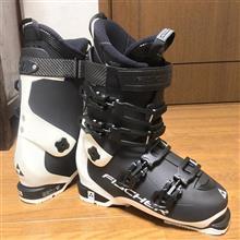 スキーブーツ新調〜90年代スキーの記憶も〜