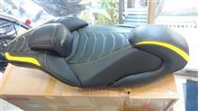 Yamaha Aerox 155 - Jok Mbtech Cobra New Kulit:MB tech riders YAMAHA AEROX シート