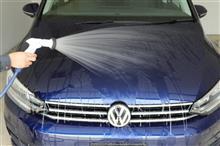 驚きの撥水からの親水で汚れが落ちる!SEIWAの新感覚コート剤『NANON(ナノン) for Car』【PR】