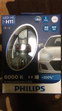X-treme Ultinon LED H11 LED Headlight 6000K モニターレポート