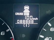 ゾロ目 88,888kmを通過