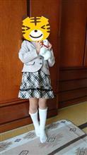 卒園式(*´Д`)