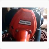 刈払機(共立製)の修理