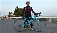 【自転車】ラスト早朝峰山