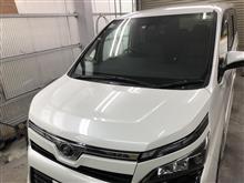 ボディガラスコーティング アークバリア21施工 愛知県豊田市 倉地塗装 KRC