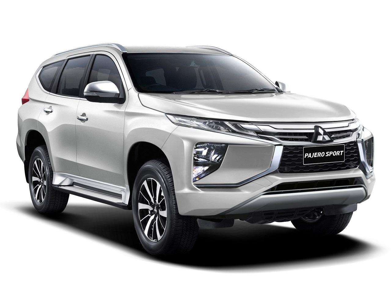 2019 Mitsubishi Pajero Sport Facelift Rendering !? ・・・・