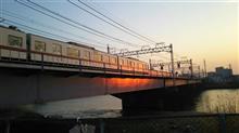 上野公園の桜と、プチ乗り鉄。