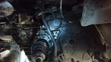 TT2サンバーのオイル漏れ修理の続き