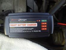 家族用車のバッテリーについて