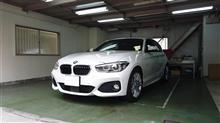 BMW1シリーズ(F20)スピーカー交換で音質改善