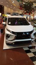 Mitsubishi Expanderの実車