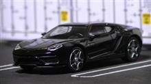 KYOSHO:Lamborghini Asterion ブラック