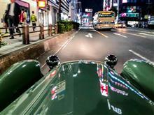 セブン・スプリントで横浜ナイトドライブ