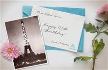 シトロエンジャポンがエッフェル塔の誕生日を祝っているのですが…