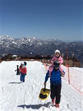 2018シーズン 3月有休家族スキー