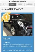 ミニ MINI 愛車ランキング