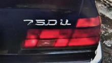 BMW750ILの印象