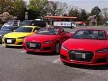 Audi TT オフ会@高坂SA(埼玉県)
