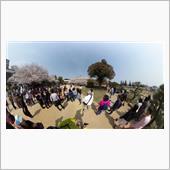 姫路城の人出