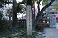 大垣船町川湊(奥の細道むすびの地)の桜