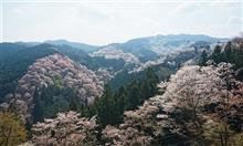 万朶の桜か襟の色