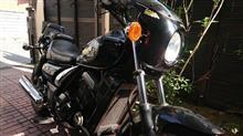 今日はバイクをイジイジ…そして!