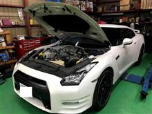 クルーズ R35 GT1000エンジン搭載準備開始!