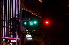 バンコクで見た信号