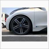 BMW i3 4年目の法定点検