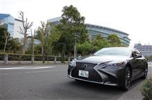 LEXUS MEETS…TOUCH&DRIVE the LS500h