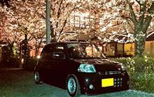 えっちゃんと桜~♪