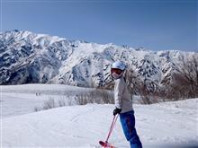 2018シーズン 春休み家族スキー
