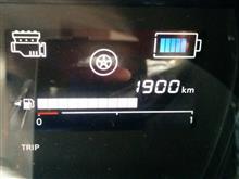 1900km