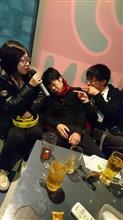 前夜祭 終了(//∇//)   イベント:第5回 佐賀空港でのお花見を行います。