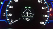 燃費が良くて気に入っているのですが…