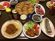 晩餐二日目