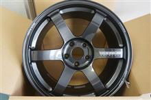今日のホイール RAYS Volk Racing TE37SAGA(レイズ ボルクレーシング TE37サーガ) -ニッサン 32スカイライン用-