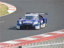 スーパーGT in岡山