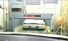 【SVX】銀座立体駐車場