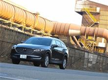 「CX-8」が2017年度JNCAPの予防安全性能評価で全項目満点獲得