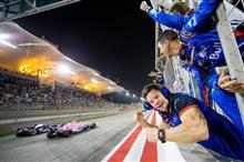 「僕らは戦える!」F1 トロロッソ・ホンダ、やった!4位!