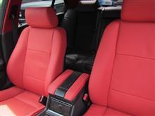 BMW 7シリーズ E38 レザーシート張替え