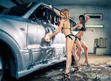 洗車が好きなんです【pt.1】