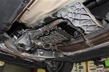 BMW F10 ATF交換