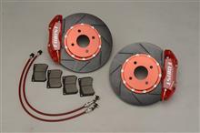 K13改/E12改用 EGOIST 4Pキャリパー300mmローターキット 限定発売開始!