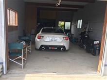 ガレージ整理‼️