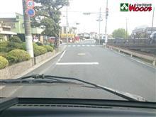 停止線、停止位置には意味があります。 トラック乗ると特に・・・