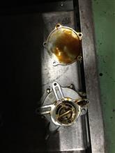 E90 BMWオイル漏れ修理